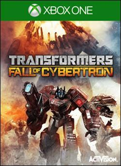 Transformers: Fall of Cybertron (Xbox One) by Activision Box Art