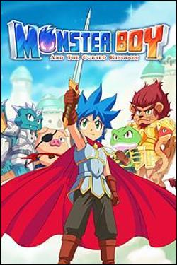 Monster Boy and The Cursed Kingdom (Xbox One) by Microsoft Box Art