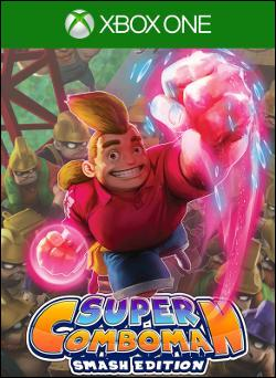 Super Comboman: Smash Edition (Xbox One) by Microsoft Box Art