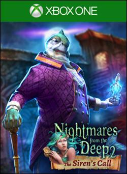 Nightmares from the Deep 2: The Siren's Call (Xbox One) by Microsoft Box Art