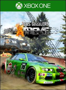 Gas Guzzlers Extreme (Xbox One) by Microsoft Box Art