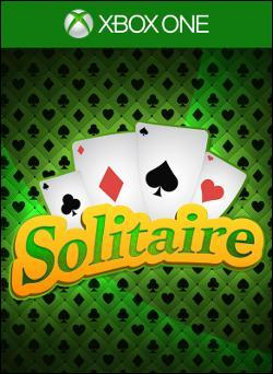 Solitaire (Xbox One) by Microsoft Box Art