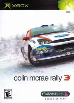 Colin McRae Rally 3 Box art