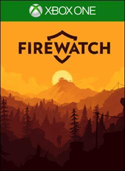 Firewatch (Xbox One) by Microsoft Box Art