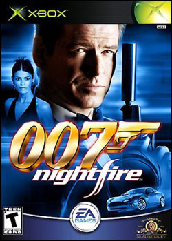 James Bond 007: NightFire (Xbox) by Electronic Arts Box Art