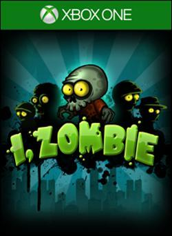 I, Zombie (Xbox One) by Microsoft Box Art