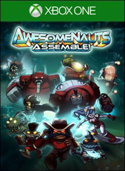 Awesomenauts Assemble! (Xbox One) by Microsoft Box Art