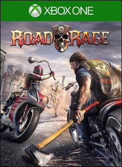 Road Rage Box art