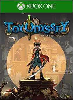 Toy Odyssey (Xbox One) by Microsoft Box Art