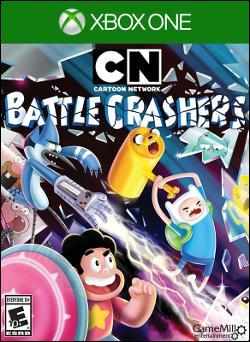 Cartoon Network: Battle Crashers (Xbox One) by Microsoft Box Art