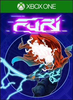 Furi (Xbox One) by Microsoft Box Art