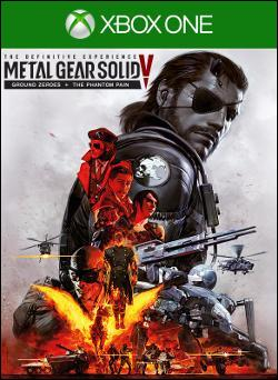 Metal Gear Solid V: The Definitive Experience (Xbox One) by Konami Box Art