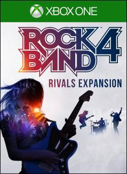 Rock Band Rivals (Xbox One) by Madcatz Box Art