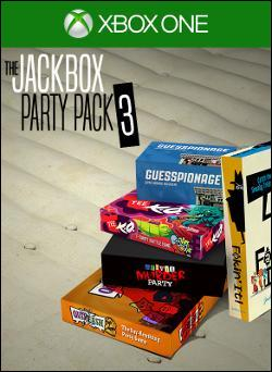 Jackbox Party Pack 3 (Xbox One) by Microsoft Box Art