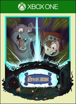 The Little Acre Box art