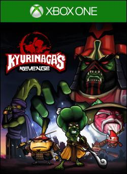 Kyurinaga's Revenge (Xbox One) by Microsoft Box Art