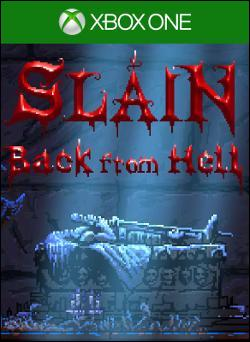 Slain: Back from Hell (Xbox One) by Microsoft Box Art