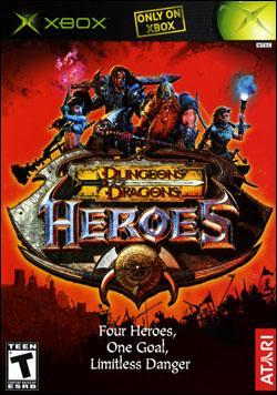 Dungeons & Dragons: Heroes (Original Xbox) Game Profile
