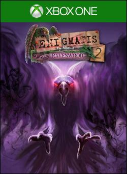 Enigmatis 2: The Mists of Ravenwood (Xbox One) by Microsoft Box Art