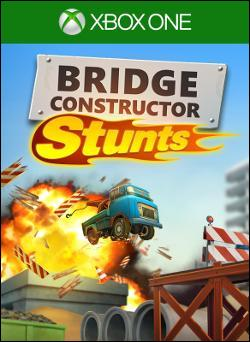Bridge Constructor Stunts (Xbox One) by Microsoft Box Art