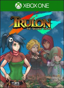 Trulon: The Shadow Engine Box art