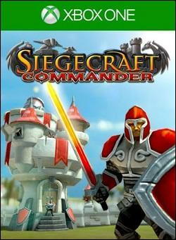 Siegecraft Commander Box art