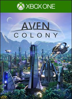 Aven Colony (Xbox One) by Microsoft Box Art