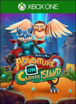 Skylar & Plux: Adventure on Clover Island Box art
