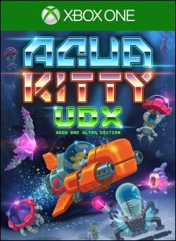 Aqua Kitty UDX: Xbox One Ultra Edition (Xbox One) by Microsoft Box Art