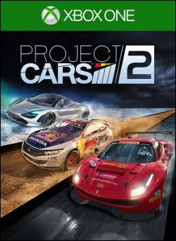 Project Cars 2 Box art