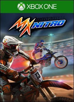 MX Nitro (Xbox One) by Microsoft Box Art