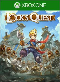 Lock's Quest (Xbox One) by THQ Box Art