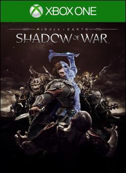 Middle-Earth: Shadow of War (Xbox One) by Warner Bros. Interactive Box Art