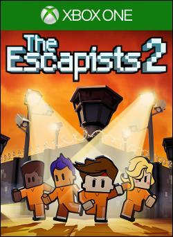 Escapists 2, The (Xbox One) by Microsoft Box Art
