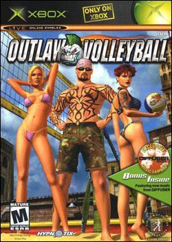 Outlaw Volleyball (Xbox) by Simon & Schuster Interactive Box Art
