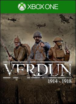 Verdun (Xbox One) by Microsoft Box Art