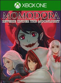 Momodora: Reverie Under the Moonlight Box art