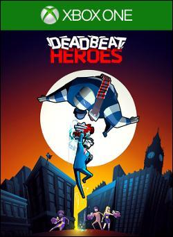 Deadbeat Heroes (Xbox One) by Square Enix Box Art