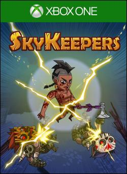 SkyKeepers (Xbox One) by Microsoft Box Art