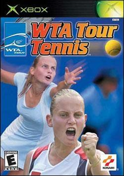 WTA Tour Tennis (Xbox) by Konami Box Art