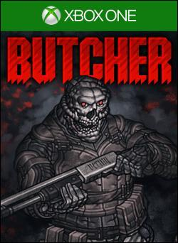 BUTCHER (Xbox One) by Microsoft Box Art