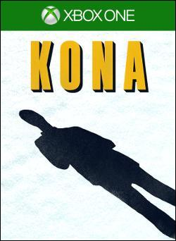 Kona (Xbox One) by Microsoft Box Art