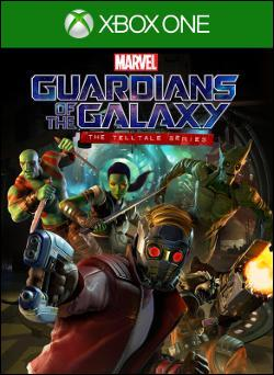 Guardians of the Galaxy: The Telltale Series (Xbox One) by Telltale Games Box Art