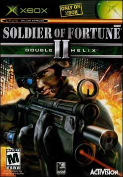 Soldier of Fortune 2: Double Helix (Xbox) by Activision Box Art