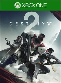 Destiny 2 (Xbox One) by Activision Box Art