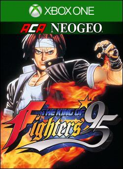 ACA NEOGEO THE KING OF FIGHTERS '95 (Xbox One) by Microsoft Box Art