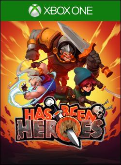 Has-Been Heroes (Xbox One) by Microsoft Box Art