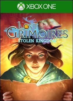 Lost Grimoires: Stolen Kingdom Box art
