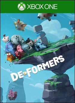 Deformers Box art