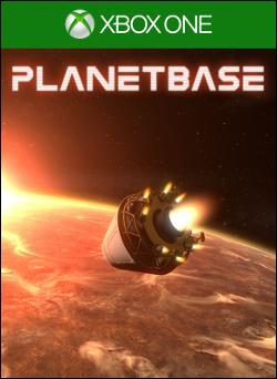 Planetbase Box art